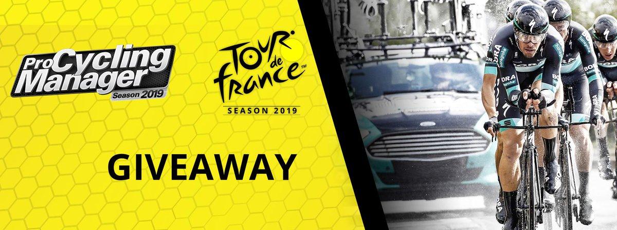 Tour de France Video Games (@PCyclingManager) | Twitter