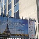 Image for the Tweet beginning: 🎧 Former des journalistes en