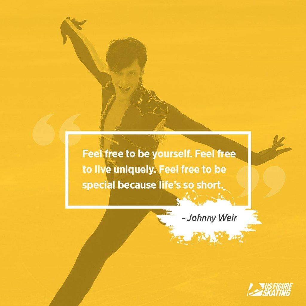 𝓕𝓮𝓪𝓻𝓵𝓮𝓼𝓼𝓵𝔂 be yourself.  #MotivationMonday | @JohnnyGWeir <br>http://pic.twitter.com/EZGrTvksEO