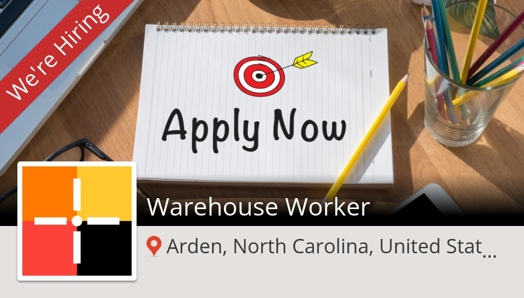 #Spherion is hiring a #Warehouse #Worker, apply now! (#Arden) #job https://t.co/2EszHuAxNI https://t.co/rpuejaCaOa