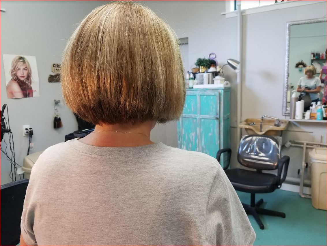 Highlights-lowlights and a knob cut...  http://www.salonsalado.com   #haircut #salons #hairstylist #salon #reviews #weddings #color #wedding #best #ideas #google #yelp #bell #cosmetologist #for #highlights #county #nails #correction #correctiionist #expert