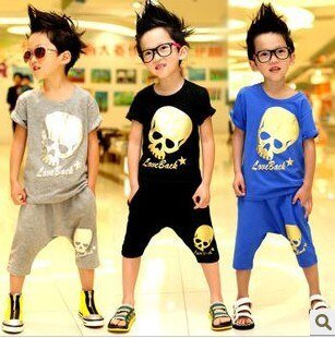 #shoppingday #shoppingtime  Free shipping 2016 Summer New Fashion Short-Sleev ... https://cake-worth-a-candle.com/free-shipping-2016-summer-new-fashion-short-sleeved-cotton-boys-clothing-set-with-skull-printed-children-suit-a115/…