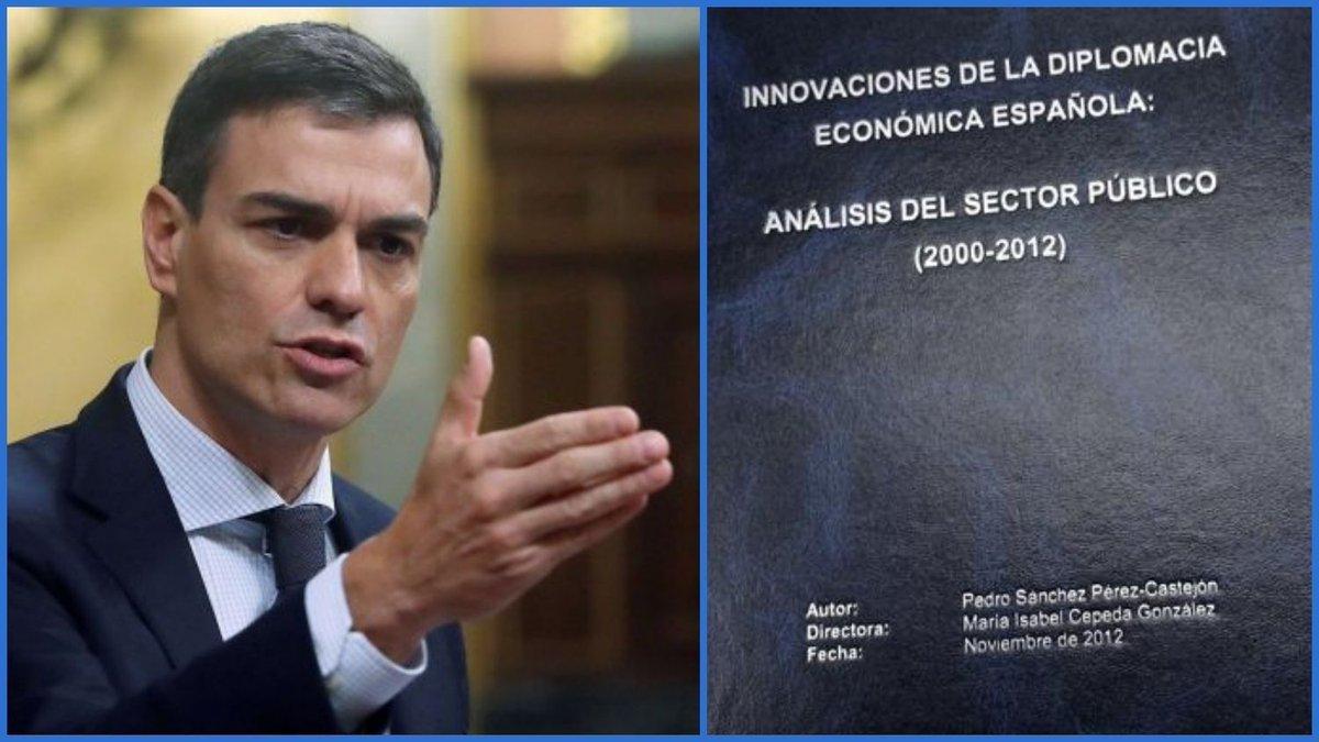 Sánchez representa la esencia misma de lo que es el socialismo, un fraude.