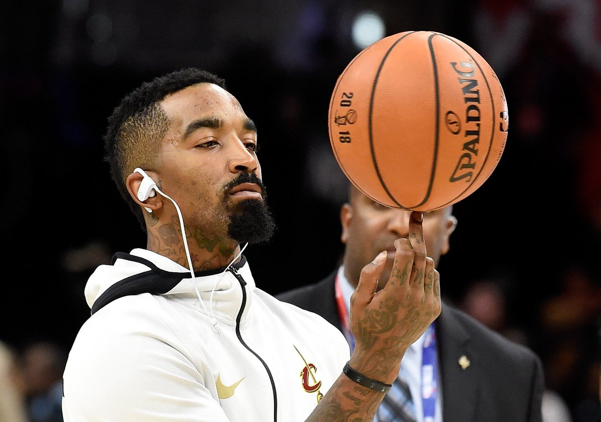 Cavs have waived JR Smith, per @ShamsCharania