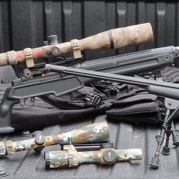 Our new collaboration line with Marine Corps Scout/Sniper & Navy SEAL Sniper, #craigsawmansawyer, is finally here! Please meet the new SAWMAN Series!  #shepherdscopes #sawman #craigsawyer #tactical #tacticalinsider #huntinggear #sniper #oneshotzero #fitandfire #aimtrue #igguns