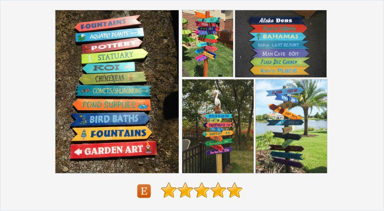 6 Destination Arrows Hand painted Wood Directional Signs 24 x 3 1/2 Custom Colors Wording for Sign Post Beach Backyard Business Mileage #home #living #custom  https://www.etsy.com/GlancesBackVintage/listing/604222122/6-destination-arrows-hand-painted-wood?ref=teams_post… (Tweeted via http://PromotePictures.com)