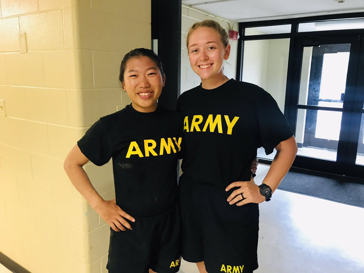 Cadets Clark and Sparkman have completed all the requirements for Advance Camp and will graduate Friday!  Great job ladies and we'll see you Friday.  3 days and a wake up.... #cst2019 #leaderswanted #leadership  #warriorswanted #servantleader #rotc #sfasu #armyrotc #sfasurotc<br>http://pic.twitter.com/hCxJPHIkXh