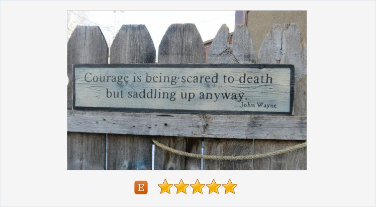 Hand Painted Courage is being scared to death but saddling up anyway... wood sign, John Wayne Distressed Western Rustic custom colors #home #living #homedécor #fathersdaygift #JohnWayne #courage #inspirationalquote  https://www.etsy.com/GlancesBackVintage/listing/266171483/hand-painted-courage-is-being-scared-to?ref=shop_home_active_21… (Tweeted via http://PromotePictures.com)