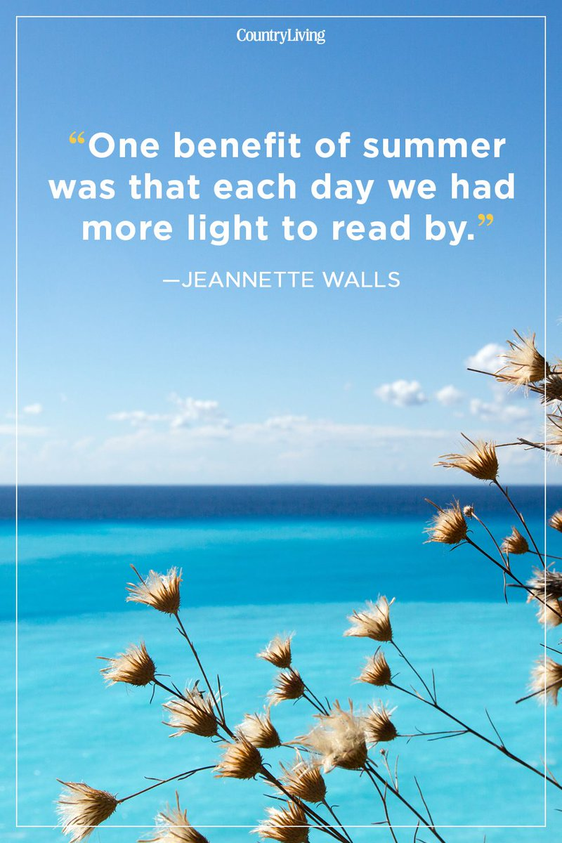 One #benefit of #summer 🏖️ was that each day 🌞 we had more #light ☀️ to #read 📖 by.  #Success #Quotes #Monday #MondayMotivation #MondayThoughts #MondayMood 😊😊#Gratitude #Thankful #Friends #Summer #Love #Cheers #Joy #Hope #Peace #Family #Beach 😁😁