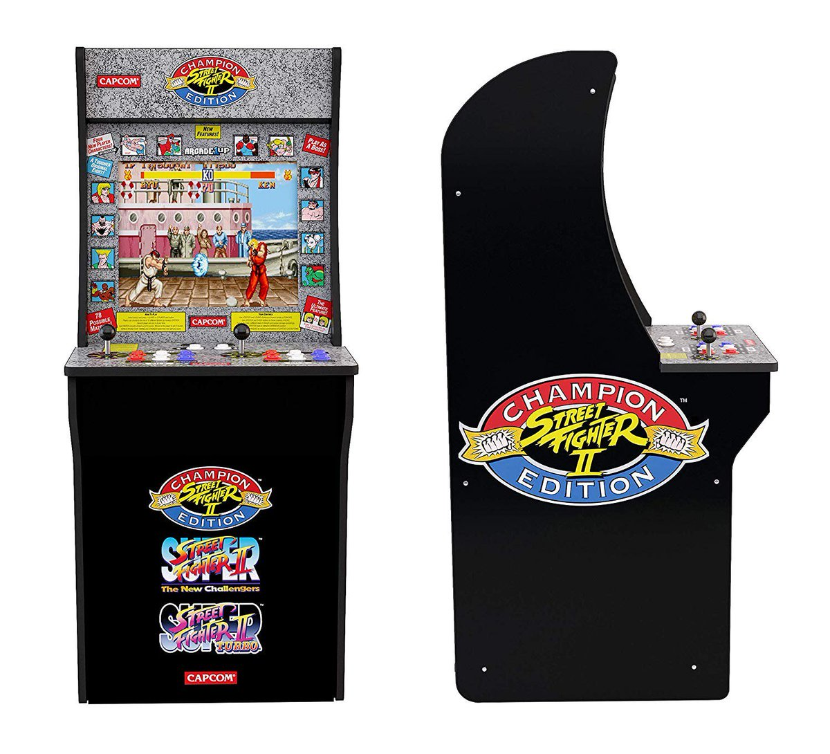 Arcade1UP on JumPic com