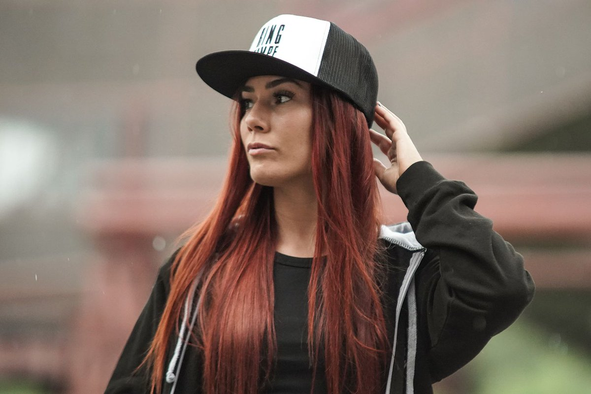 Cap now available: https://ringkampf.bigcartel.com/Pic: @_janice_janice_Model: @Kelly_WP