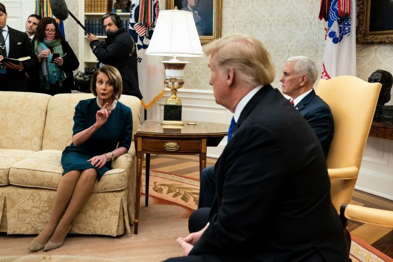 Pelosi Announces Resolution To Condemn Trump's Racist Comments https://talkingpointsmemo.com/news/pelosi-resolution-trump-racism-aoc …