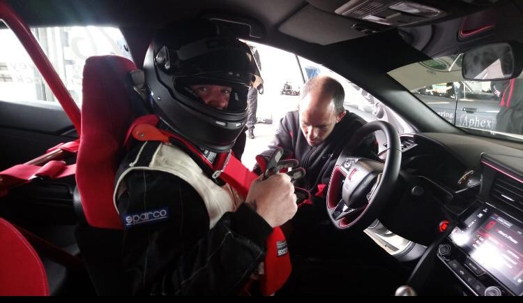 Another successful weekend for Academy Driver, @teamdavey180. His best lap time of 1:41.424 around Oulton Park earned him and the #SynchroAcademy @TypeR fourth place in class. A fantastic result as Steve continues to improve with every outing in the academy car.