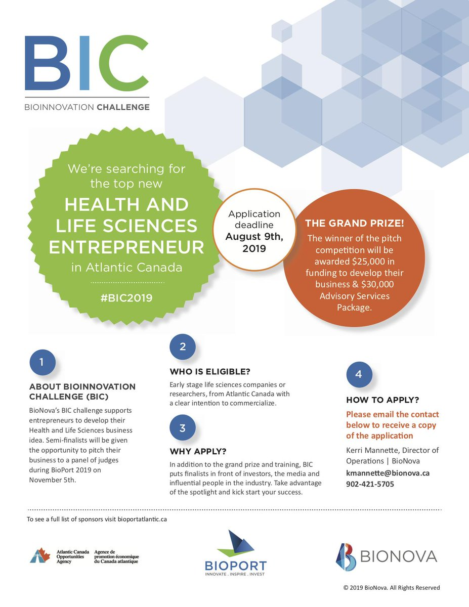 Media Tweets by PEI BioAlliance (@BioSciencePEI) | Twitter