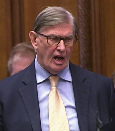 The MP for #Stone @BillCashMP says hell do all he can to fight the plans for #HS2. MPs are debating the second stage of the multi-billion pound high speed rail project which will see the route extended from Birmingham to #Crewe.