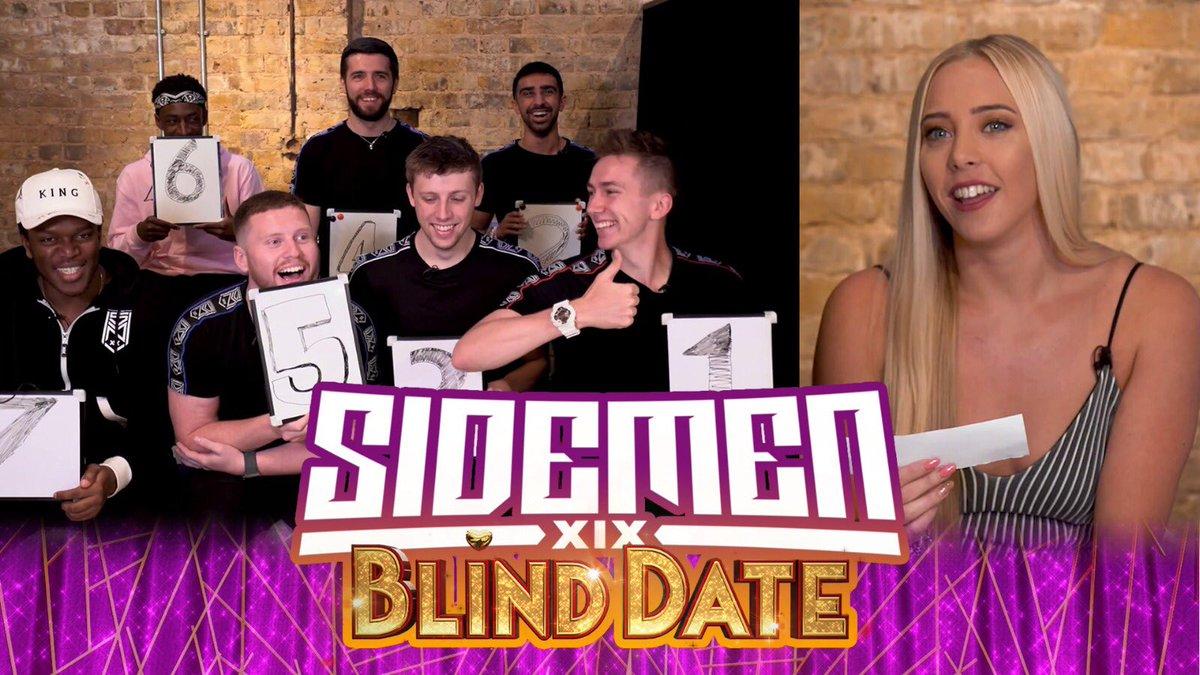 blind dating YouTube förstaårselev dating en junior