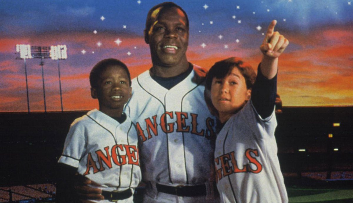 On July 15th, 1994 — 25 years ago today — Angels in the Outfield came out in theaters. Forever grateful for the experience of making that movie with such a wonderful cast and crew. 😇⚾♥