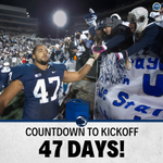 Image for the Tweet beginning: We are 47 days away