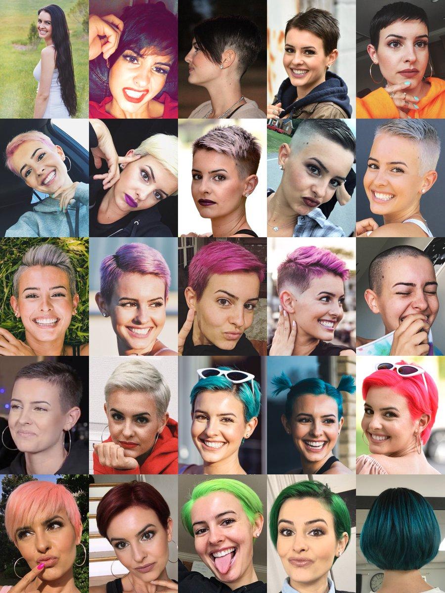 Lisa Cimorelli Fadingaway On Twitter My Complete Hair Evolution 2016 2019