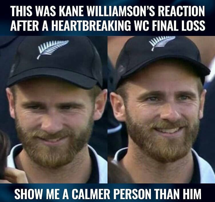 You should accept defeat also with a smile...!  Off course everyone knows who really deserves the cup  New Zealand's WC lifted by England...! #ICCRules  #ICCWorldCup2019 <br>http://pic.twitter.com/0t2R8kHkVA