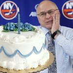 Image for the Tweet beginning: Happy Birthday, Barry Trotz.
