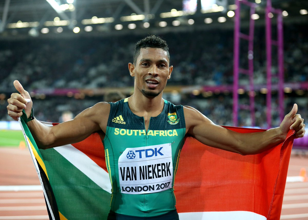 MUST SEE:The rise of @WaydeDreamer - World and Olympic 400m record holder.  Watch it on Catch Up on @DStv Now > http://bit.ly/SS_NOW