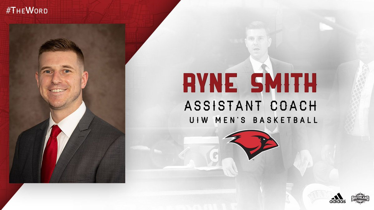 We are very excited to welcome @RyneSmith_ to the family! Can't wait to get started!  🔗http://bit.ly/2YW7RSC #TheWord