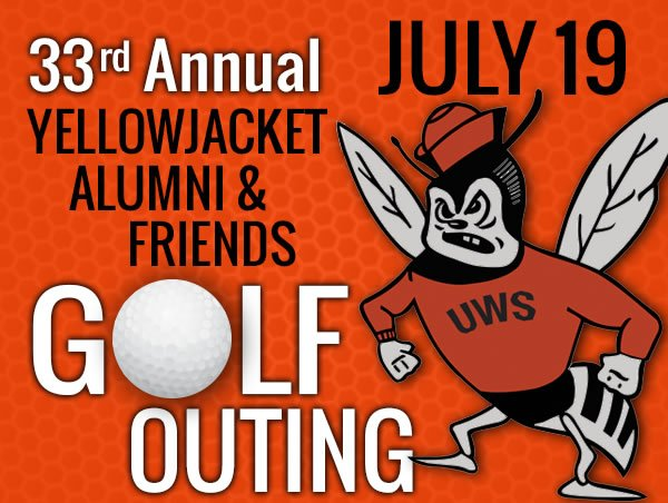 It's almost time to tee it up for the 33rd Annual Yellowjacket Athletics Alumni & Friends Golf Outing at Nemadji Golf Course in Superior! https://t.co/rnhUJBkL8f https://t.co/pNQ0zX1cRG