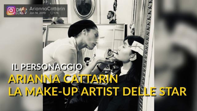 Arianna Cattarin, è trevigiana la make-up artist ...
