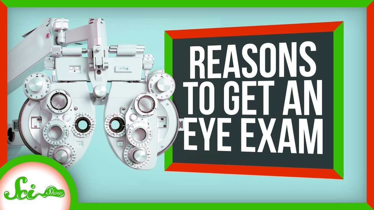 Ophthalmologists can tell you more about your health than whether you have 20/20 vision. youtube.com/watch?v=TlzTJU…