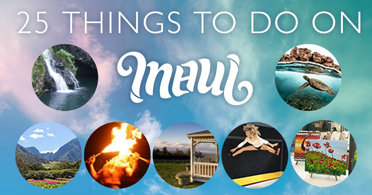 Top 25 Things to do on Maui https://www.mauiinformationguide.com/top-25-things-to-do.php… #openmyworld #lovetotravel #adventurethatislife #roamtheplanet