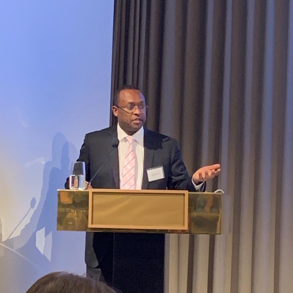 Speaking at the sidelines of the High Level Political Forum in New York: how can we better address violence against children?