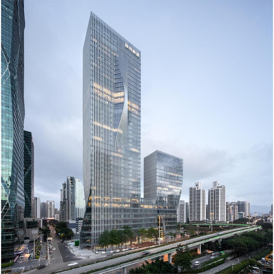 #mondayinspo: Shenzhen Energy Mansion #Location: #China #Architect: @big_builds https://t.co/QK6RrdvMV6