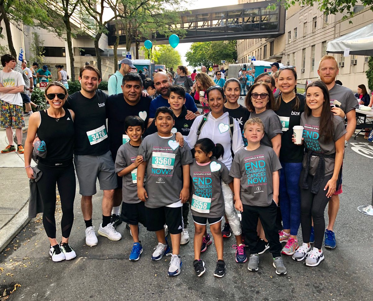 Bizx On Twitter Team Bizx Out For The 26th Annual Summerun Walk For Ovarian Cancer Crushing A Quick 5k For An Incredible Cause Rivkincenter Https T Co Yjqgg0hgav