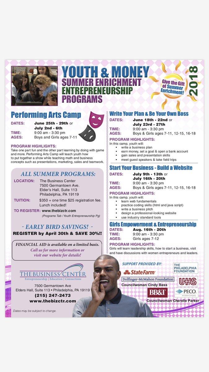 The Business Center – Entrepreneurship   Education   Connections