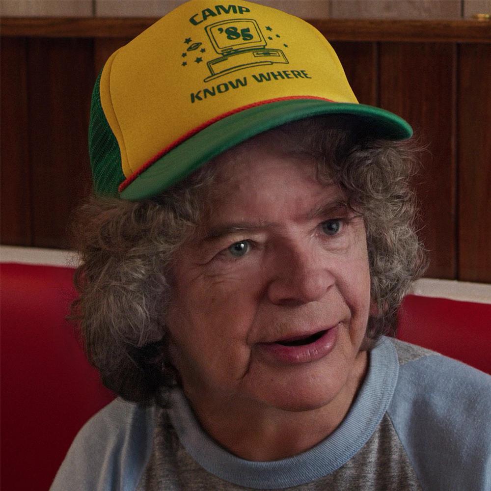 Já faz 84 anos que a Suzie não responde o Dustin na rádio.