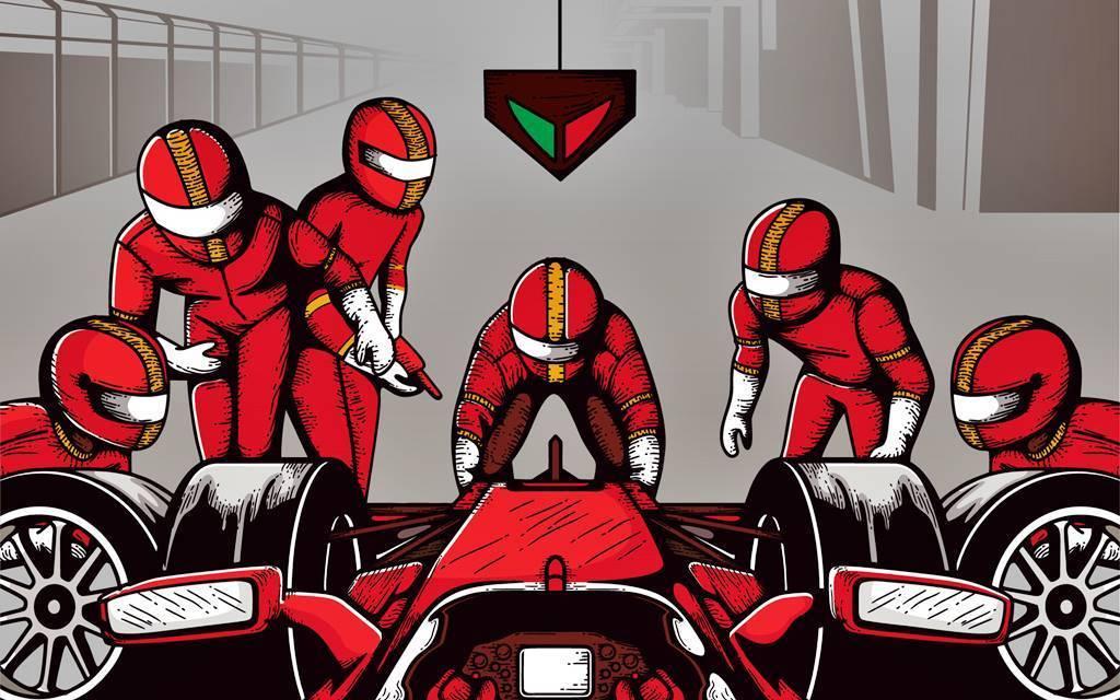 🏁 El equipo @redbullracing clavó 1s91/100 para cambiar los cuatro neumáticos a @PierreGASLY en el #GPGranBretana. ¡¡¡Es nuevo récord ⏱️!!! Pero, ¿cómo se hace un #pitstop en la #F1? La respuesta en esta nota de http://automundo.com.ar con un click aquí 👉 https://wp.me/pabQqR-FY