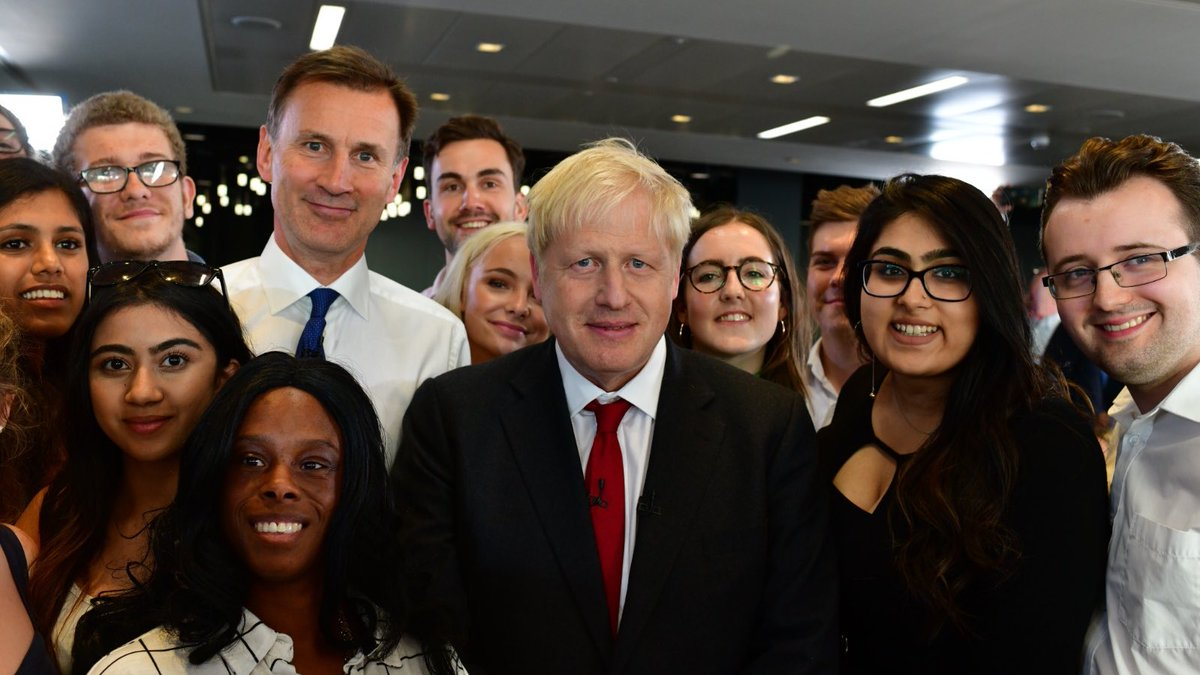 Thank you to @TheSun and @talkRADIO for hosting this evening's leadership head-to-head! With less than 200 hours to go until polls close, every vote counts. With your support, I'll deliver Brexit, unite the country and defeat Jeremy Corbyn  👉 http://backboris.com/ballot
