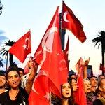 Image for the Tweet beginning: İzmir Büyükşehir Belediye Başkanı Tunç