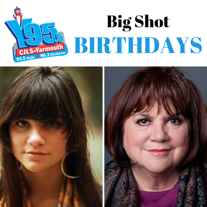 Wade: Leading the Monday July 15th Big Shot Birthdays is Linda Ronstadt, who is 73. Happy birthday!