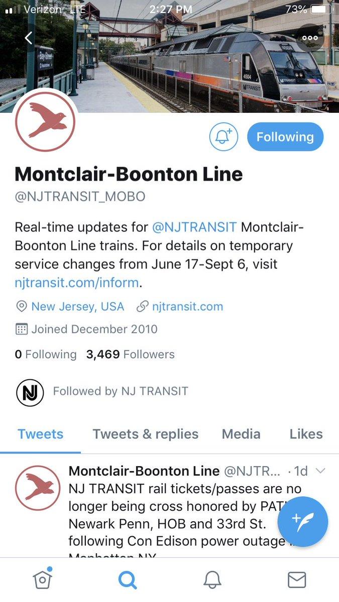 NJ TRANSIT (@NJTRANSIT) | Twitter