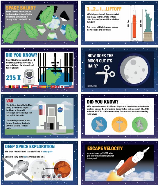 Introducing Human Exploration and Operations (HEO) Mission Directorate #lunchboxnotes! 🚀🌕✨Stick a note in a loved ones lunch box for an out-of-this-world surprise. Each note has a funny space joke or a fun fact! Click here to download: go.nasa.gov/2GhsMZ4