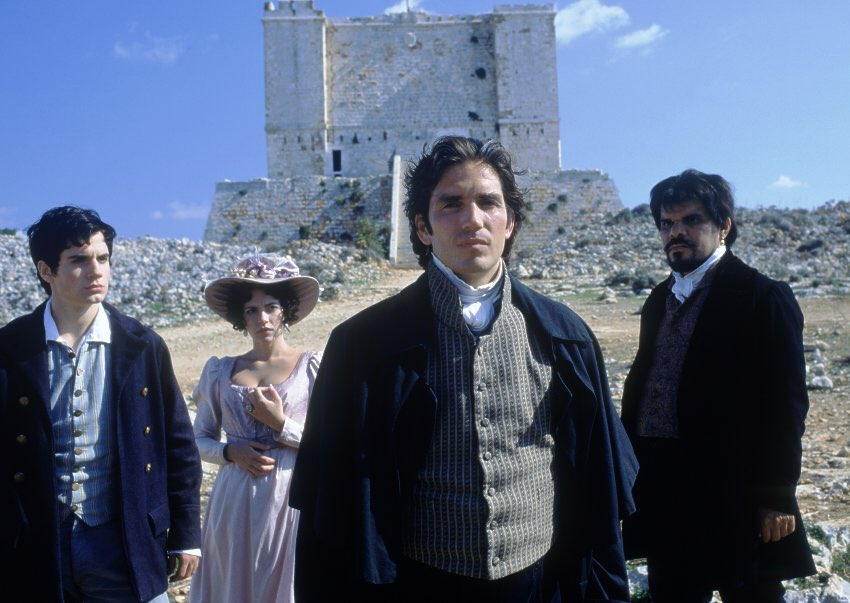 Possibly one of the BEST film interpretations of Alexandre Dumas' classic tale, #TheCountOfMonteCristo currently showing on @5spiketv 🎬 With #JimCaviezel a very young #HenryCavill & the MAGNIFICENT @IamLuisGuzman 🎥 Such a MARVELLOUS film 🇫🇷🗡 #EdmondDantès #AlexandreDumas