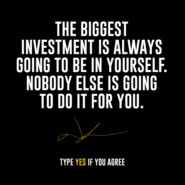 Are you doing it for you? #MotivationMonday <br>http://pic.twitter.com/rrkZ9DgV4i