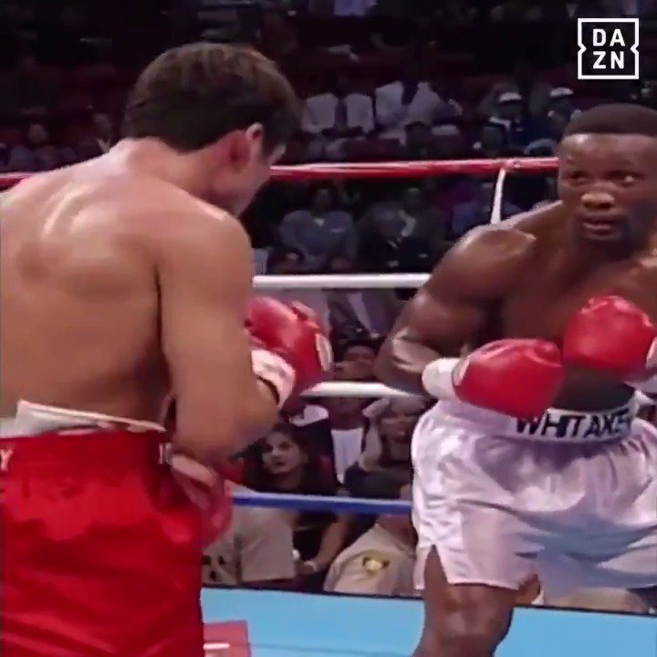 Pernell Sweet Pea Whitaker puts his brilliant defensive skills on display in this 1997 bout vs. Oscar De La Hoya. 💨 Rest In Peace, Sweet Pea. 🙏