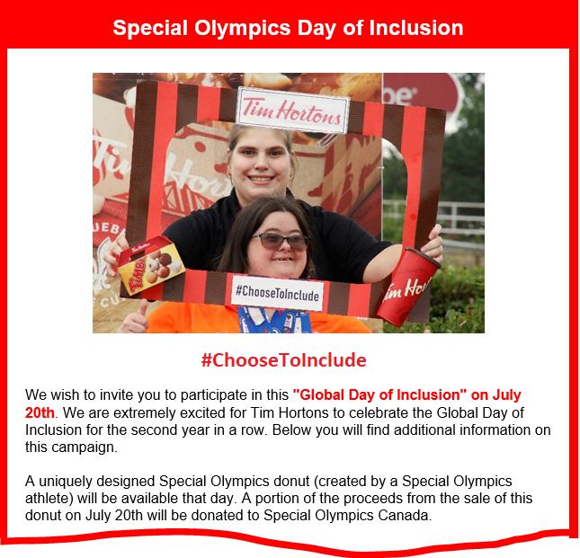 RT @PeelPoliceMedia: Special Olympics Day of Inclusion on July 20, 2019 @SOOntario #Community #ChooseToInclude #PRP https://t.co/x9ZEegffWW