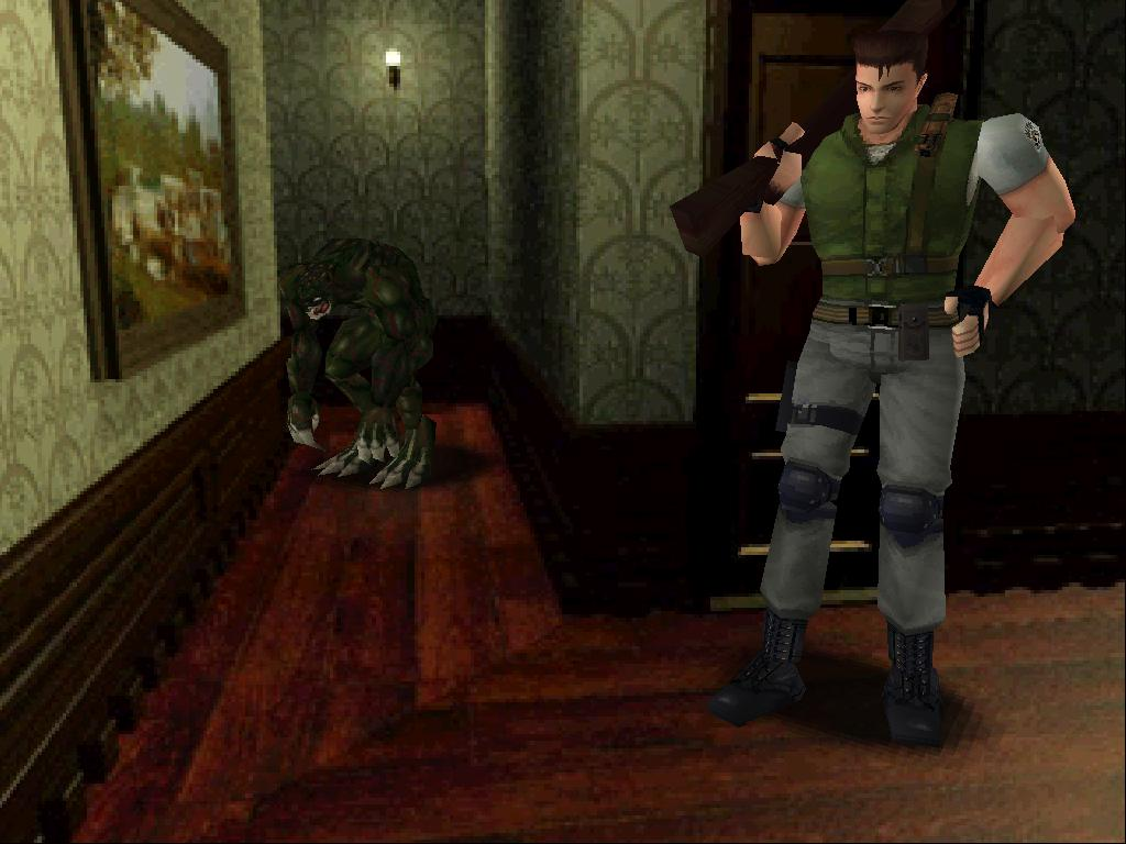 When you found someone you don't like on the street and you start thinking how to avoid it. Chris from Deadly Silence on the PC version of RE1. Support me and Chris on https://www.patreon.com/LGBoy  #ResidentEvil #modding #ChrisRedfield
