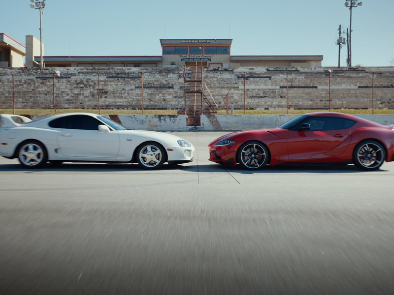 A Toyota sports cars return after its 21-year absence bit.ly/2XRG5VK