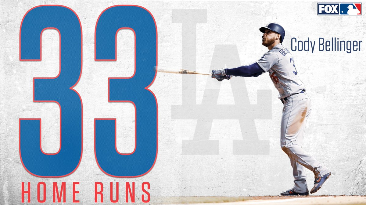 We have a new MLB leader in home runs 💪