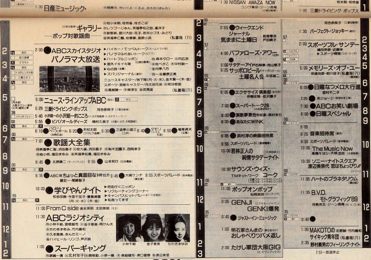 """はしぞーさん on Twitter: """"1989..."""